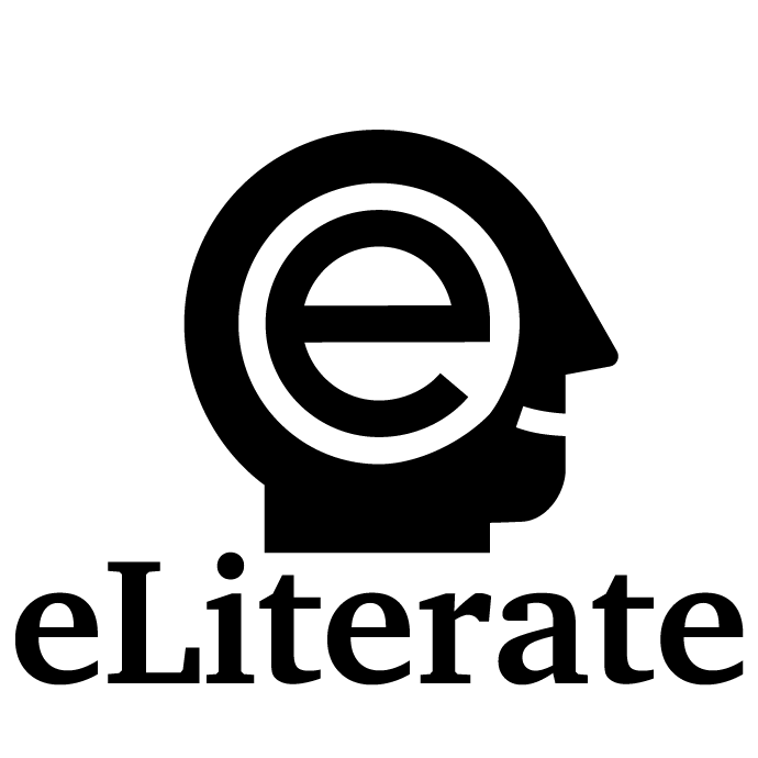 e-Literate – Present is Prologue